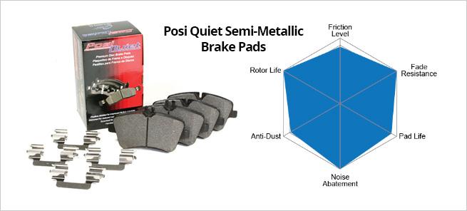 stoptech brake pads